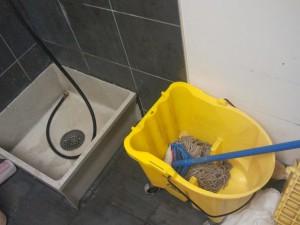 ... a mop